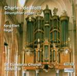 Charles de Wolff, Orgel