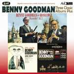 Benny Goodman: 3 Classic Albums Plus