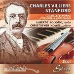Charles Villiers Stanford (1852-1924): Werke für Violine & Klavier (1)