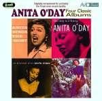 Anita O'Day (1919-2006): Four Classic Albums