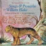 Benjamin Britten: Songs & Proverbs of William Blake