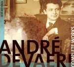 Andre Devaere (1890-1914): Sämtliche Werke