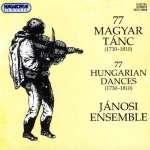Andras Janosi: 77 Hungarian Dances
