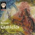 Benjamin Britten: Canticles opp. 40, 51, 55, 86, 89 (5)