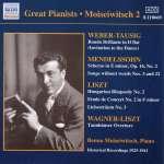 Benno Moiseiwitsch, Klavier Vol. 2