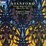Charles Villiers Stanford: Klavierquartett Nr. 1