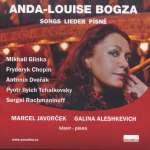 Anda-Louise Bogza - Songs - Lieder - Pisne
