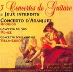 3 Concertos de Guitare & Jeux Interdits