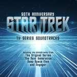 50th Anniversary Star Trek - TV Series Soundtracks