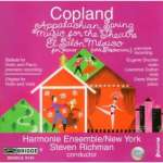 Aaron Copland (1900-1990): Appalachian Spring (4)