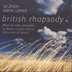 Alan Richardson (1904-1978): Musik für Viola & Klavier
