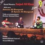 Amjad Ali Khan - Sarod Maestro Live
