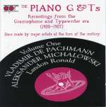 Recordings from the Gramophone & Typewriter Era Vol. 1