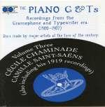 Recordings from the Gramophone & Typewriter Era Vol. 3