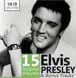 15 Original Albums & Bonus Tracks