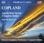 Aaron Copland (1900-1990): Appalachian Spring (19)