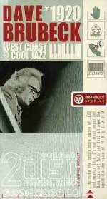 Dave Brubeck: Modern Jazz Archive