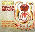 Abdullah Ibrahim (Dollar Brand): Autobiography