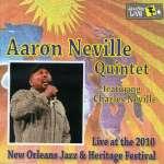 Aaron Neville: Jazz Fest 2010