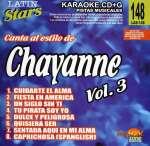 Chayanne: Vol. 3-Karaoke Latin Stars