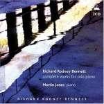 Bennett - Jones: Solo Piano Works