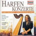 Andrea Vigh: Harp Concertos