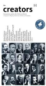 Creators - Komponisten spielen eigene Werke am Klavier