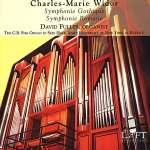 Charles-Marie Widor (1844-1937): Orgelsymphonien Nr. 9 & 10