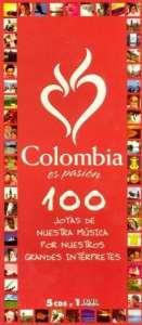 Colombia Es Pasion:100 Joyas.. (5 CD + DVD)