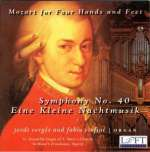 Mozart for Four Hands and Feet
