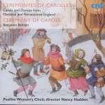 Benjamin Britten (1913-1976): A Ceremony of Carols op. 28 (8)