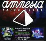 Amnesia Ibiza 2011 (Limited Edition)