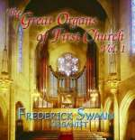 Great Organs of First Church Vol. 1