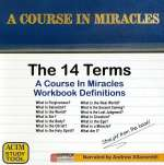 Course In Miracles Definitions