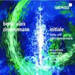 Bernd Alois Zimmermann: Lieder & Kammermusik