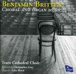 Benjamin Britten (1913-1976): Geistliche Chorwerke (3)