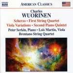 Charles Wuorinen: Kammermusik