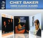 Chet Baker: 3 Classic Albums
