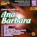 Ana Barbara: Karaoke Latin Stars