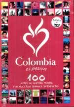 Colombia Es Pasion: 100 Joyas De Nuestra Musica (5 CD + DVD + Buch)