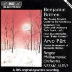 Benjamin Britten (1913-1976): The Young Persons Guide to the Orchestra (2)