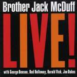 'Brother' Jack McDuff: Live!