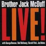 'Brother' Jack McDuff (1926-2001): Live!