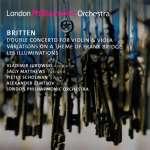Benjamin Britten (1913-1976): Variations on a Theme by Bridge op. 10 (3)
