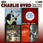 Charlie Byrd (1925-1999): Four Classic Albums