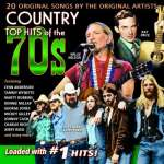 Country top hits. -70s-