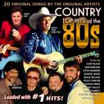 Country top hits. -80s-