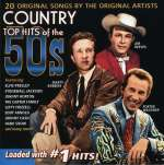 Country top hits. -50s-