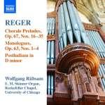 Reger: Organ Works Vol 15