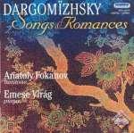 Alexander Dargomyschsky: Lieder & Romanzen